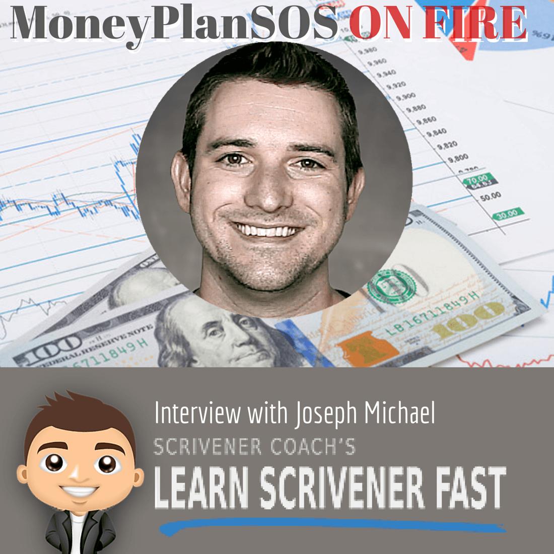 Money Plan SOS ON FIRE with Joseph Michael