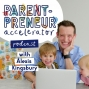 Artwork for 066: Alexis Kingsbury - 5 most important lessons learned from 1 year of interviews with Parentpreneurs
