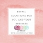 Artwork for PayPal Solutions for You and Your Craft Business