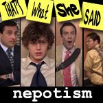 """Episode # 98 -- """"Nepotism"""" (9/23/10)"""