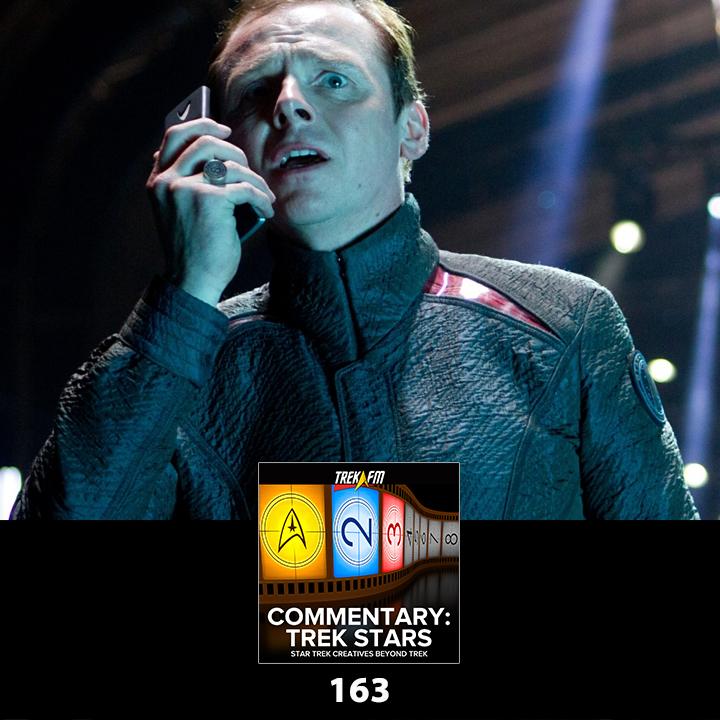 Commentary: Trek Stars 163: Zom Rom Com