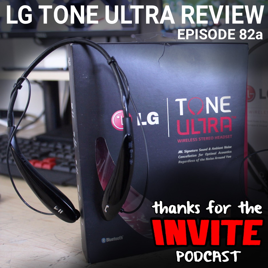 #82a TFTI with Freddy Correa - LG Tone Ultra Wireless Headset Review (Part 1)