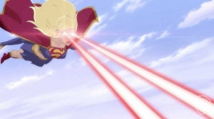 Like a Girl #4 Superman Unbound