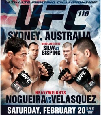 UFC 110 Preview