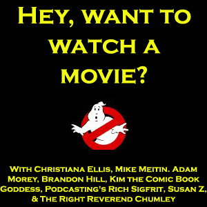 Ghostbusters - Hey, want to watch a movie?