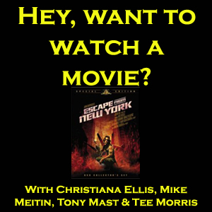 Hey, want to watch a Movie? #17: Escape from New York