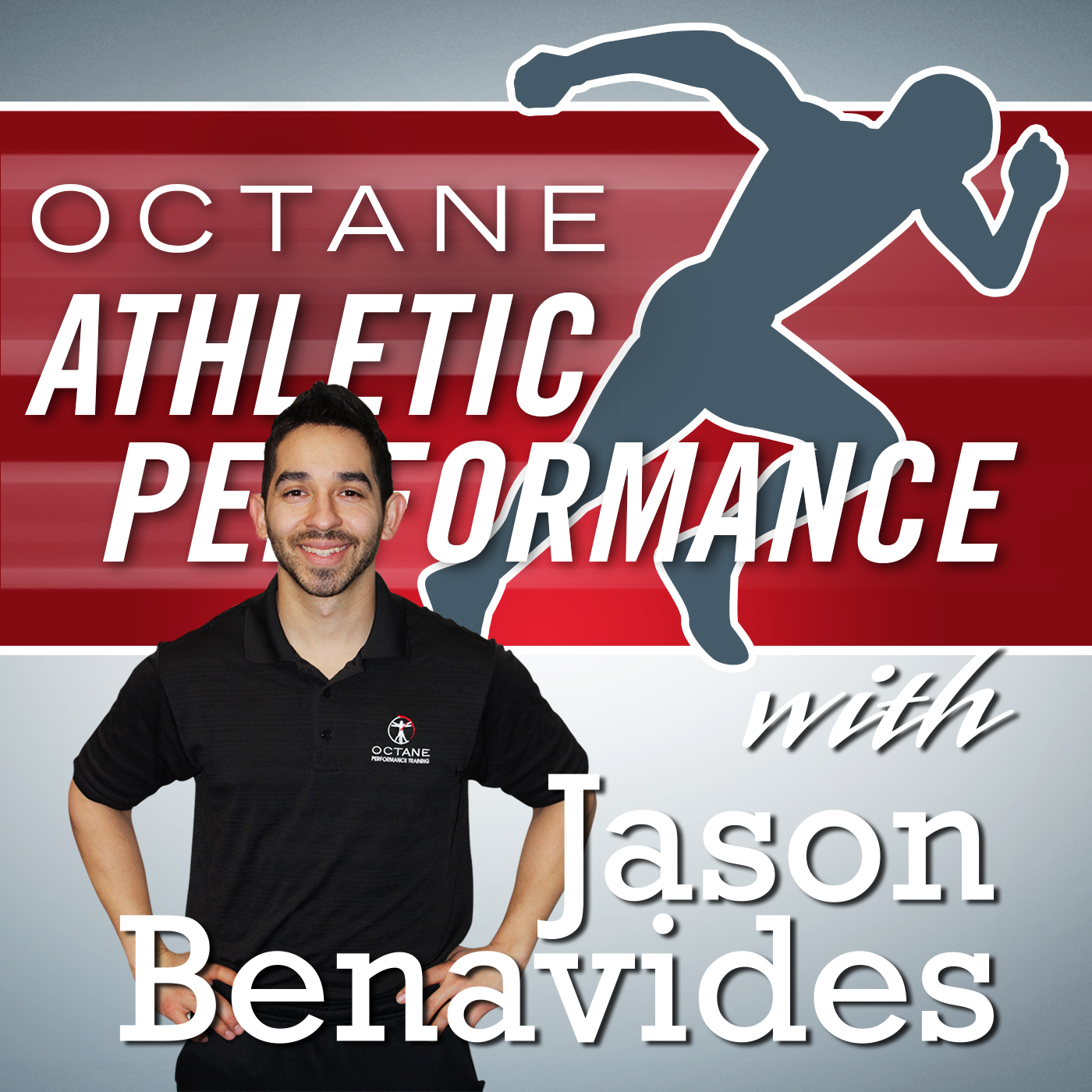 Octane Athletic Performance with Jason Benavides logo