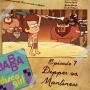 """Artwork for 07: Gravity Falls """"Dipper vs. Manliness"""""""