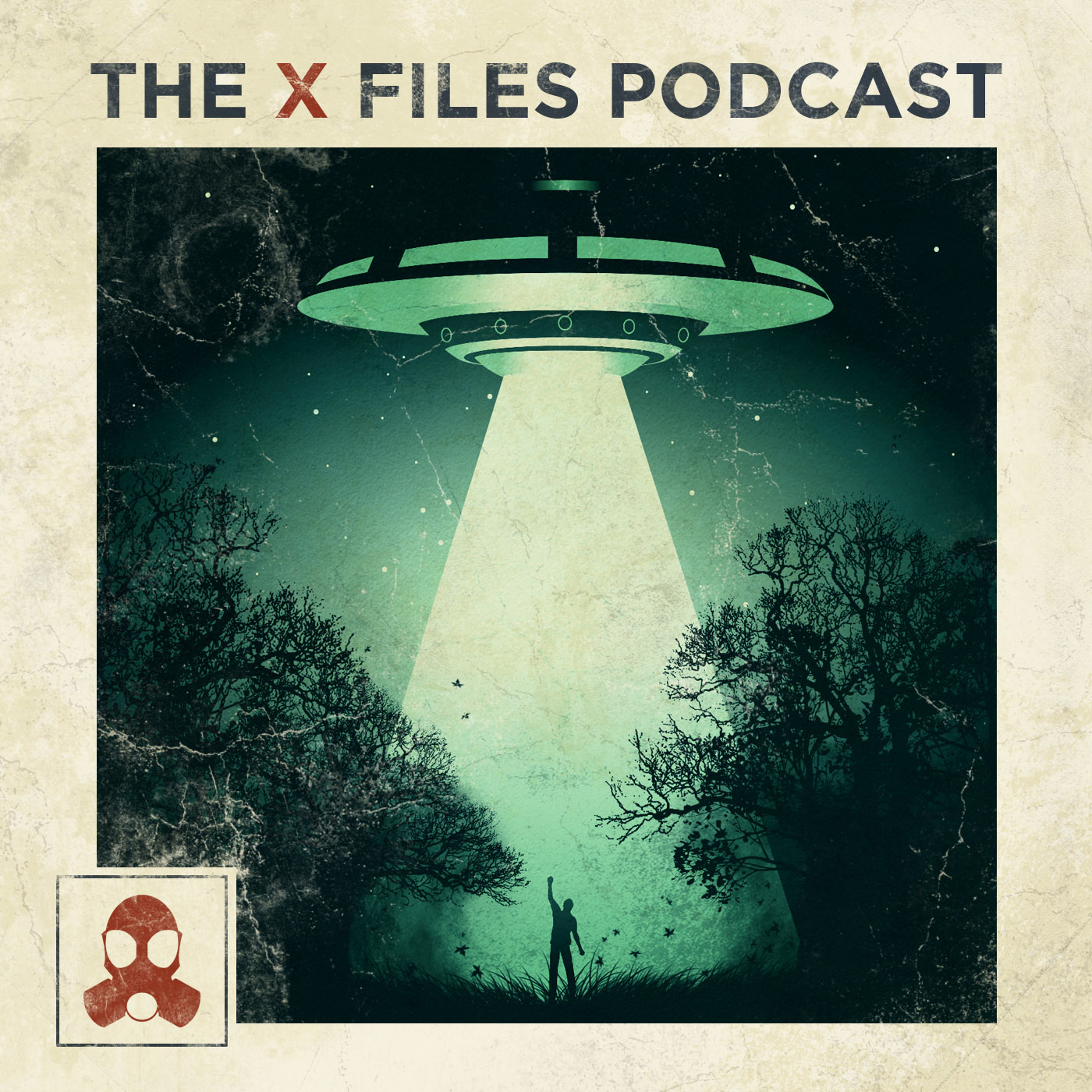 The X-Files Podcast show art