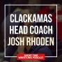 Artwork for Josh Rhoden, coach of NJCAA National Champions, Clackamas Community College
