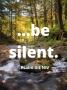 Artwork for The Blessing of Silence