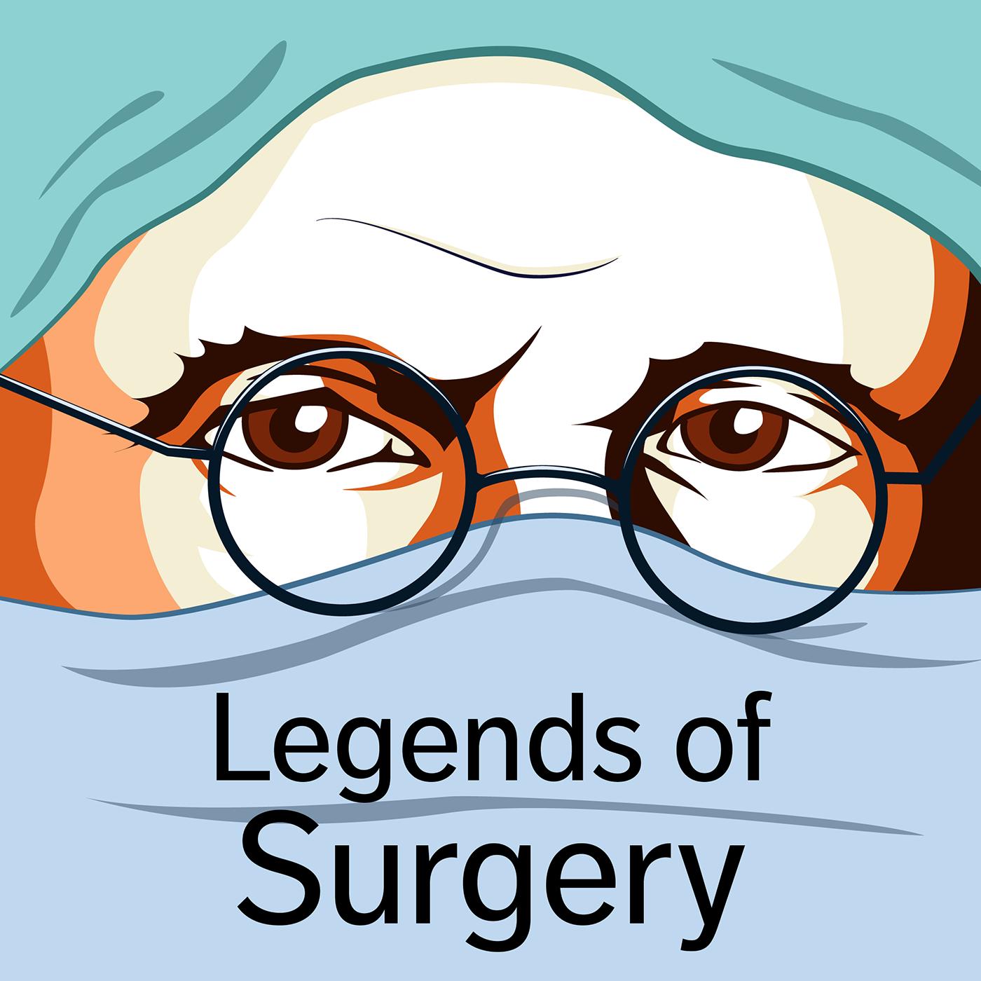 Legends of Surgery show art