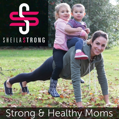 Sheila Strong Show - Creating Strong and Healthy Moms show image