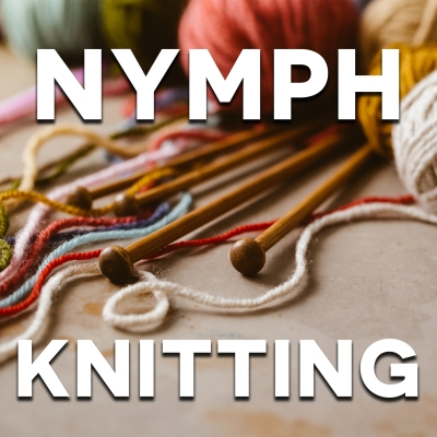 Nymph Knitting - Fly Fishing Knitting Tips for Beginners show image