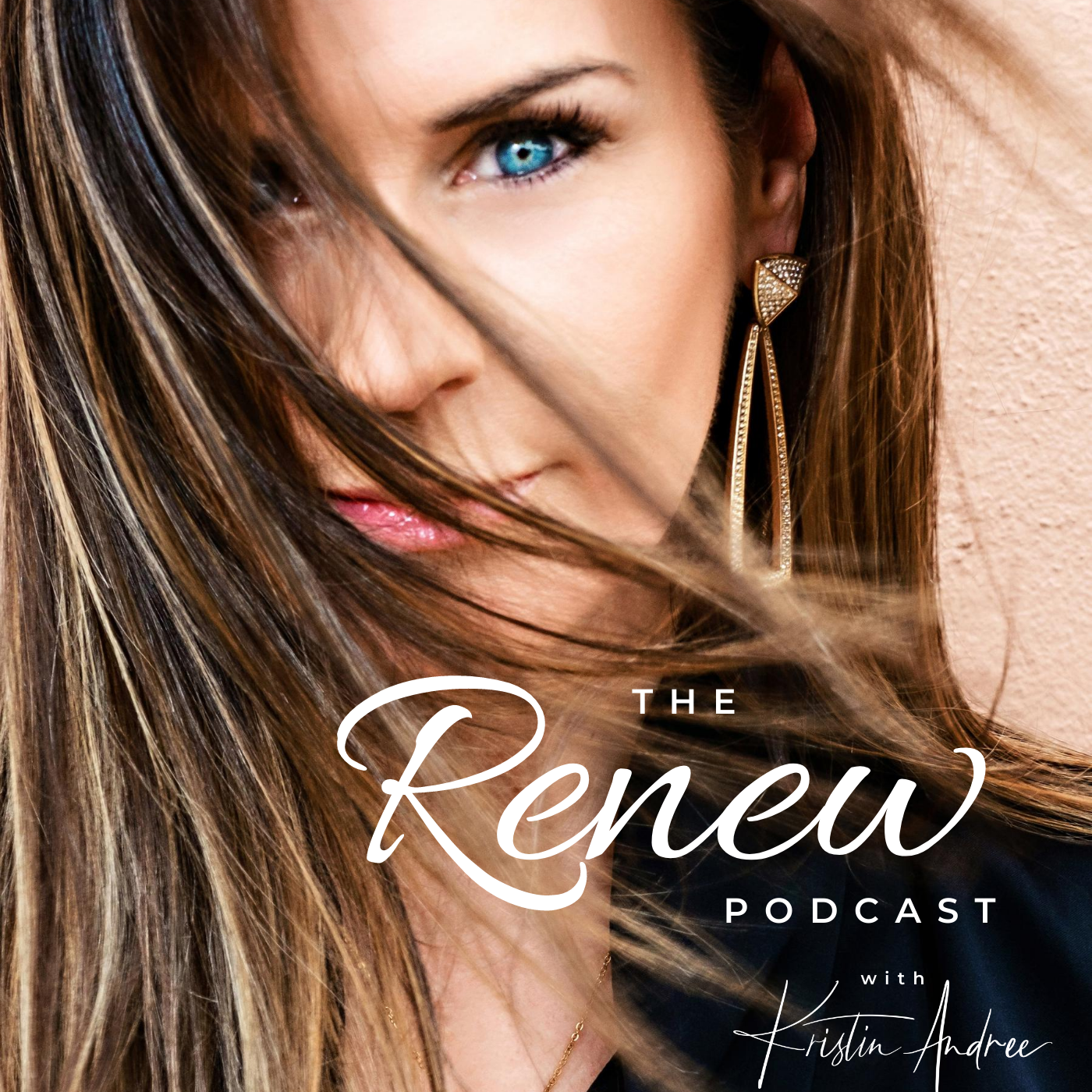 The Renew Podcast with Kristin Andree show art