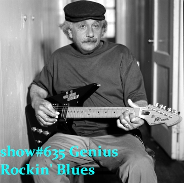 Bandana Blues #636 Genius................