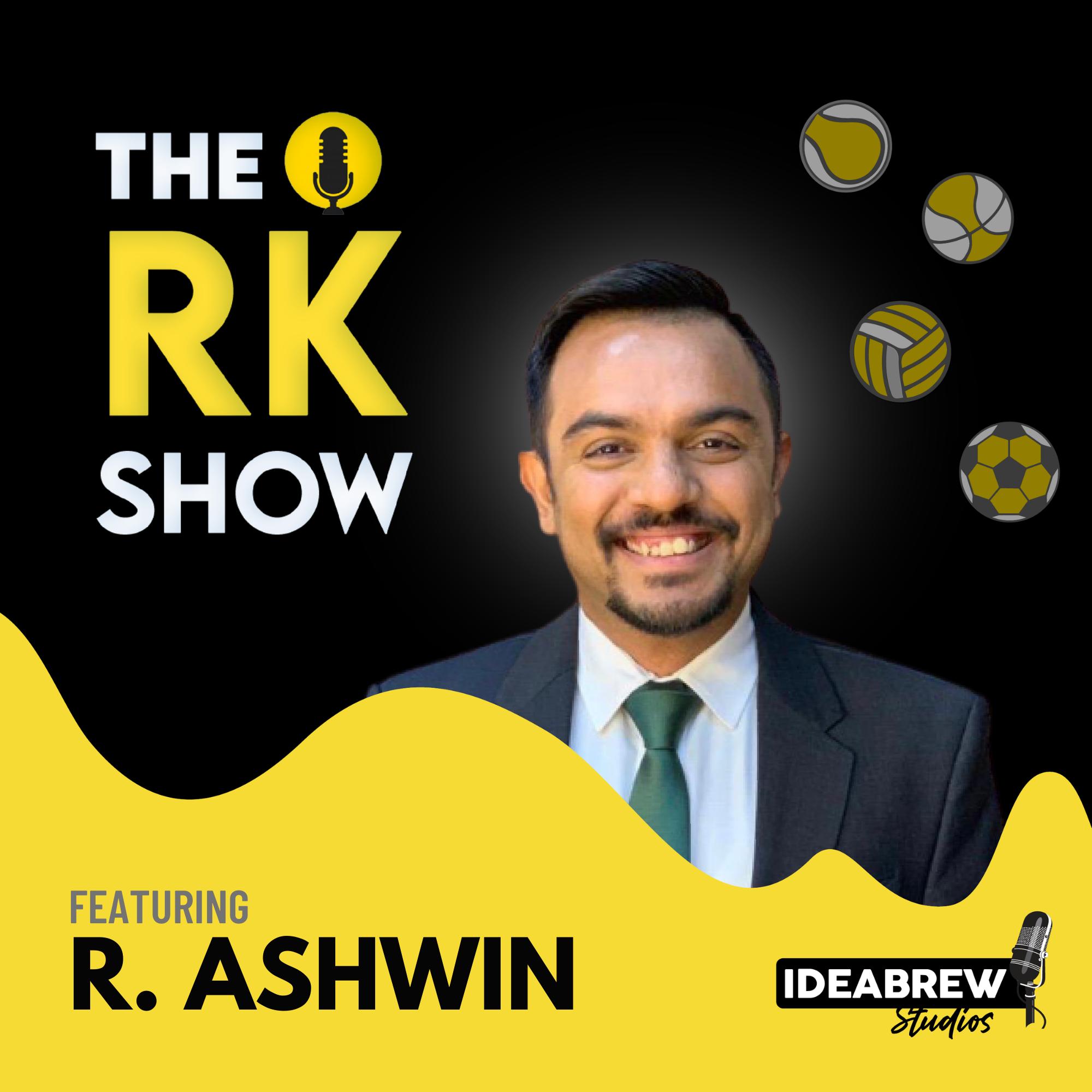 Ravichandran Ashwin: Changing Perceptions