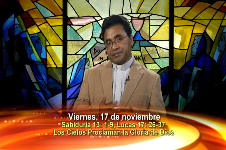Artwork for Dios te Habla con Fr. Beni Leu, SVD  Tema el hoy:Los cielos proclaman la gloria de Dios.