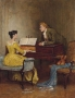 """Artwork for 29 - Some Other Bachs, pt. 6 """"Giovanni Christiano, a Bach in Italy"""""""