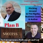 Artwork for Pitching Around w/ Pat Rigsby, Business Coach & Author