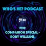 Artwork for Doctor Who: Who's He? Podcast #339 Companion Special - Rory Williams