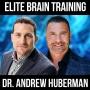 Artwork for Elite Brain Training - w/ Dr. Andrew Huberman