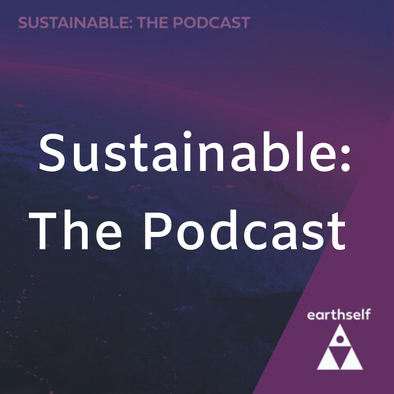 Sustainable: The Podcast show art