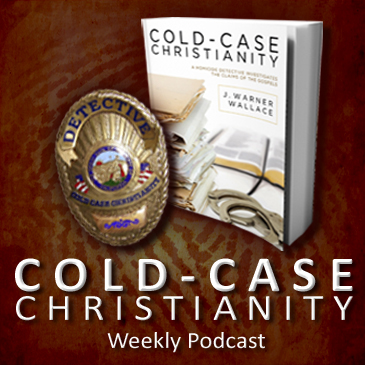 Artwork for God's Crime Scene – J. Warner Wallace on the Bible Answer Man