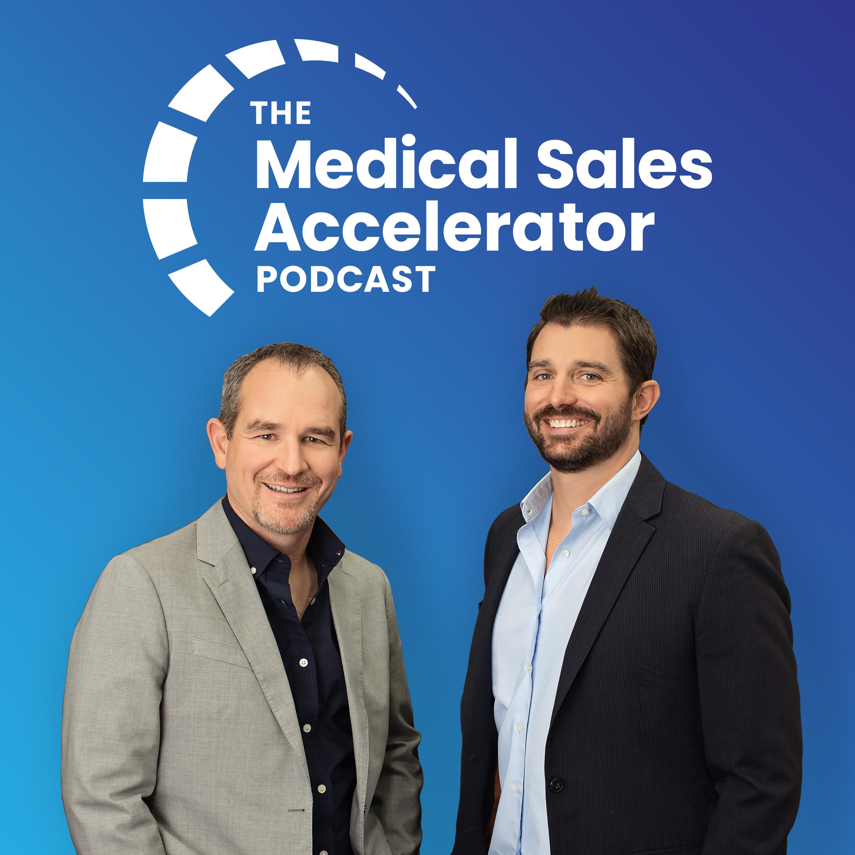 Medical Sales Accelerator show art