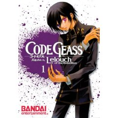 Podcast Episode 123--Code Geass: Lelouch of the Rebellion Volume 1