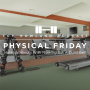 Artwork for PHYSICAL FRIDAY #1 - Hotel Workouts With Nothing But A Dumbbell