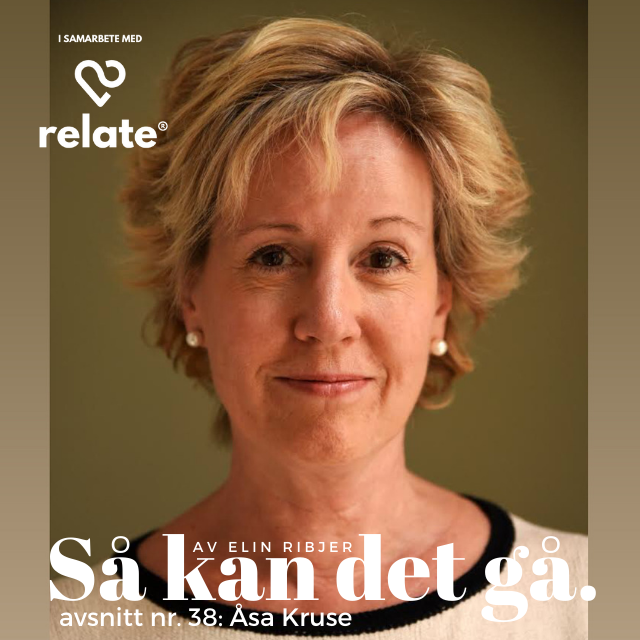 38. Åsa Kruse - Oväntat lämnad i 30 års åldern?