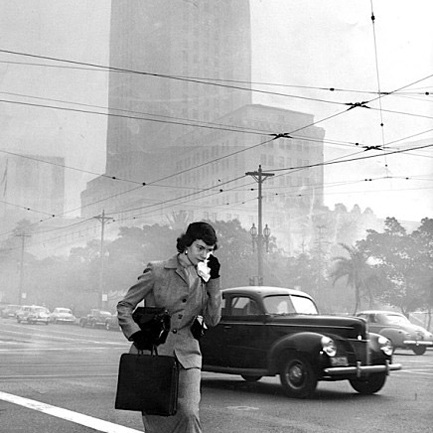 Artwork for Fighting Smog in Los Angeles