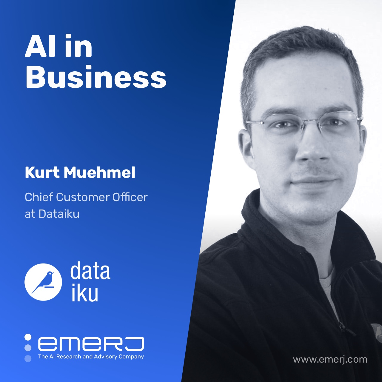 AI and the Optimization Airline Meals - with Kurt Muehmel of Dataiku