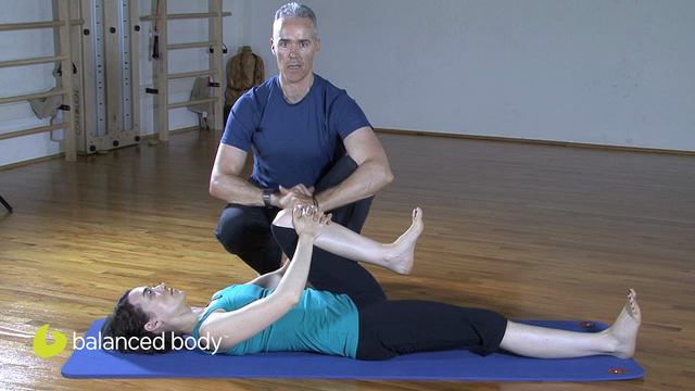 Artwork for Pilates for Instructors : E54 : Active Stretching