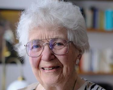 130 ~ Laureen Nussbaum ~ Author and Holocaust Survivor