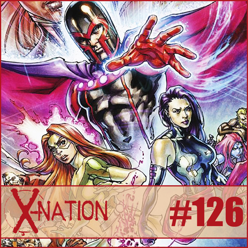 Cultural Wormhole Presents: X-Nation Episode 126
