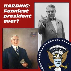 Headliner of State: Warren Harding