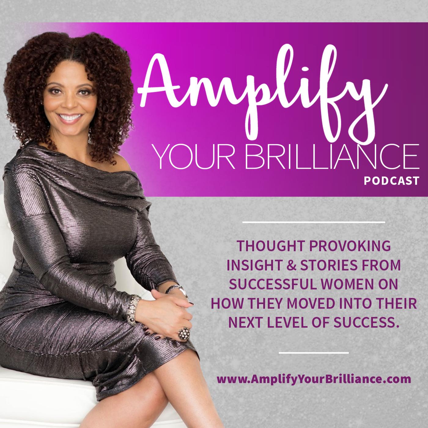Amplify Your Brilliance show art