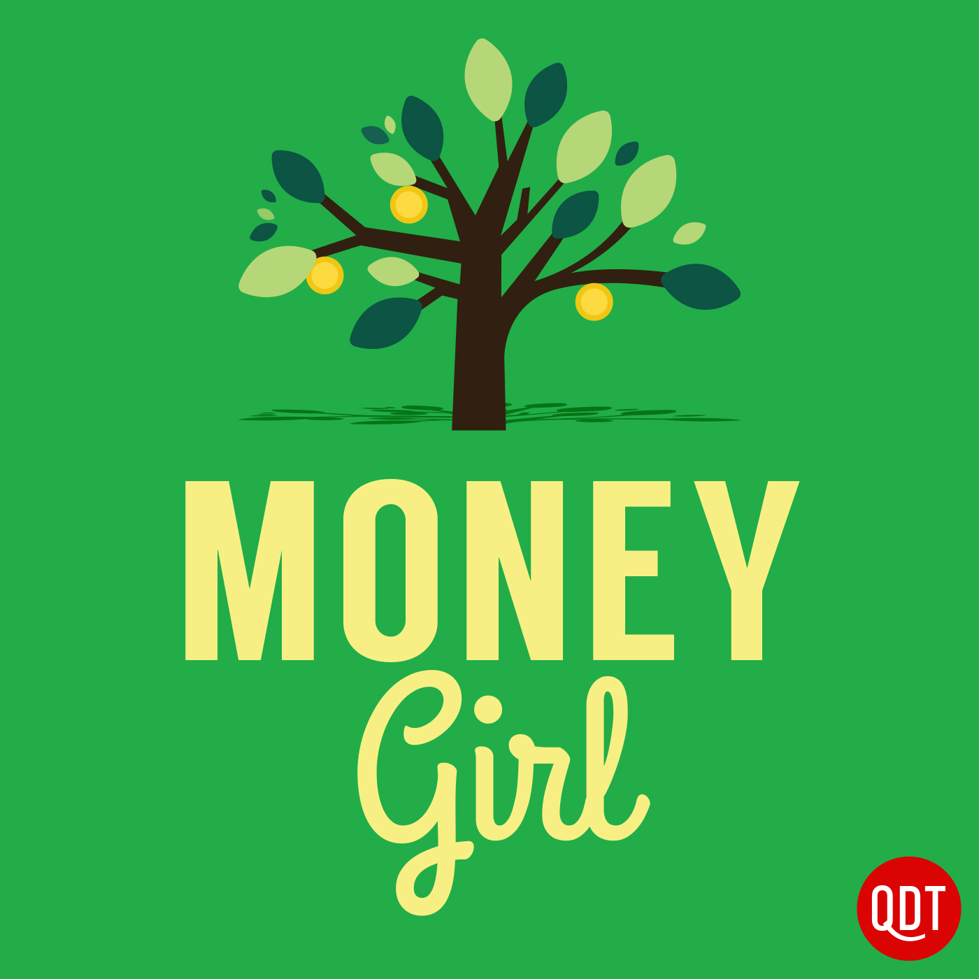 Money Girl's Quick and Dirty Tips for a Richer Life logo
