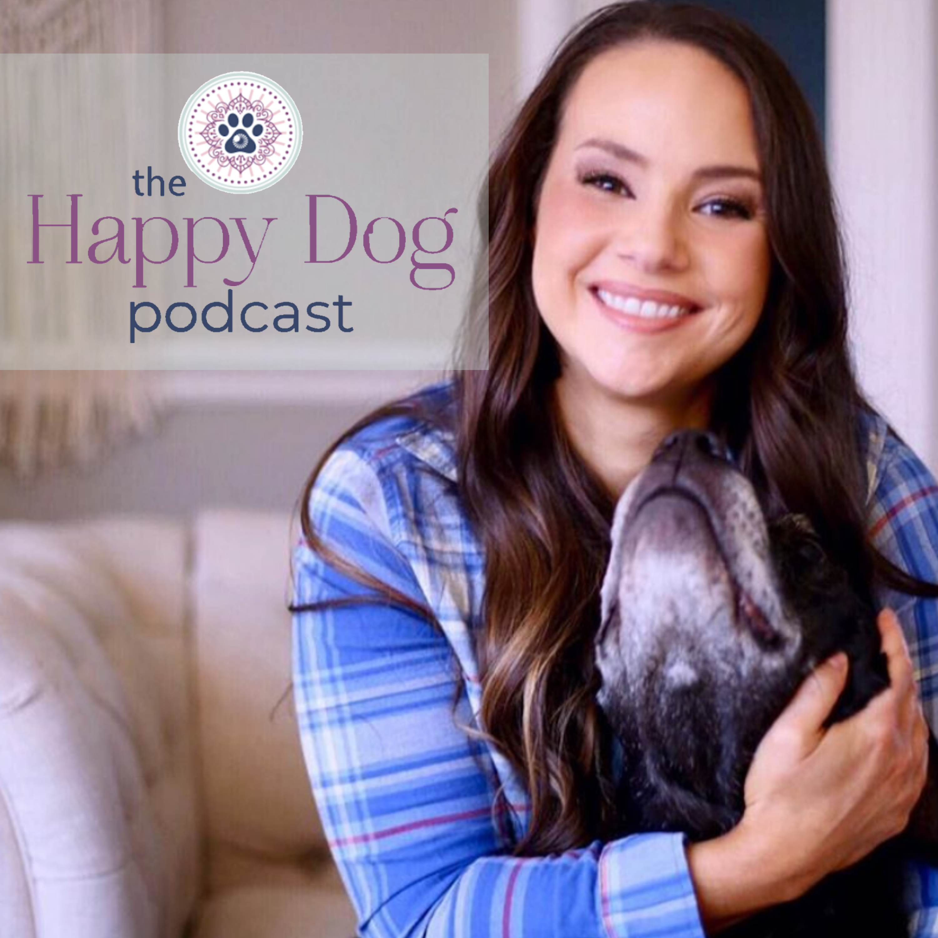 Happy Dog Podcast show art