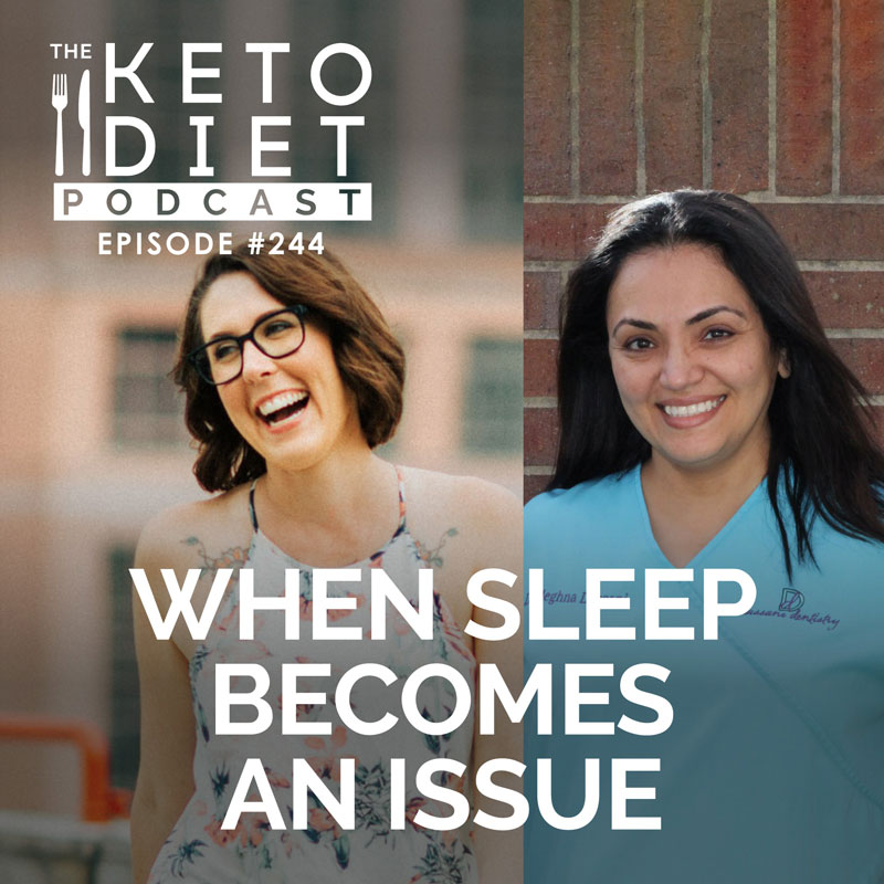 #244 When Sleep Becomes an Issue with Dr. Meghna Dassani