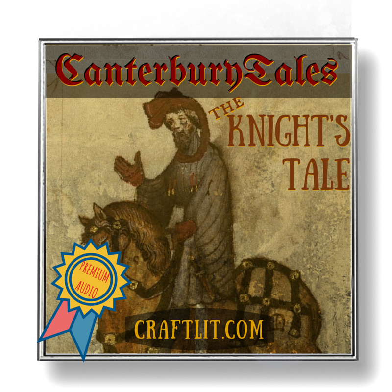 Artwork for Chaucer - 009 - The Knight's Tale - Canterbury Tales