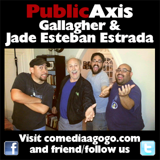 Public Axis #34: Gallagher and Jade Esteban Estrada
