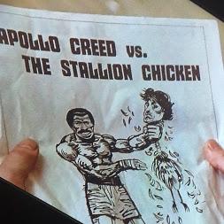 The Stallion Chicken