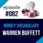 Artwork for #082 English Money Vocabulary - Warren Buffett