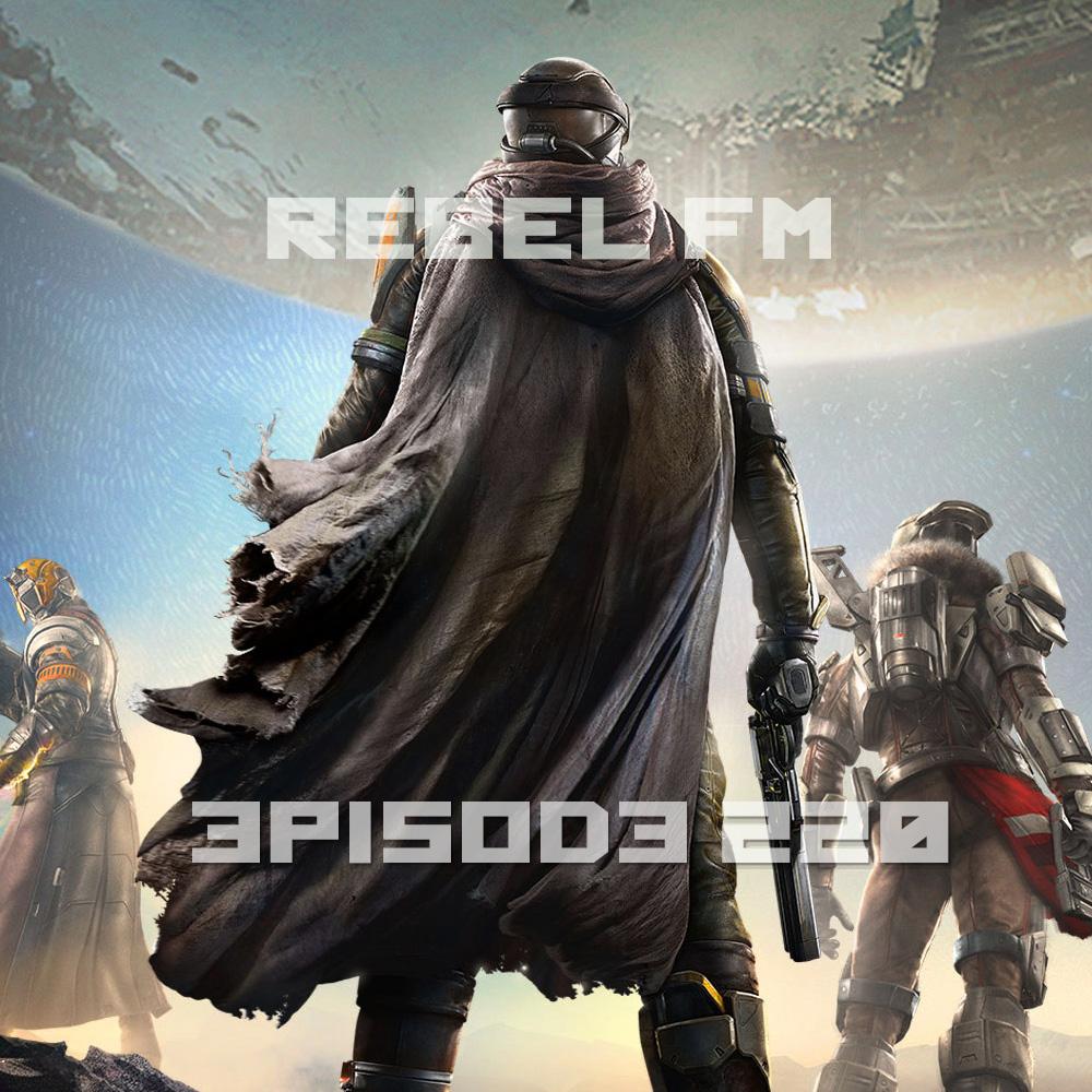 Rebel FM Episode 220 - 06/20/14