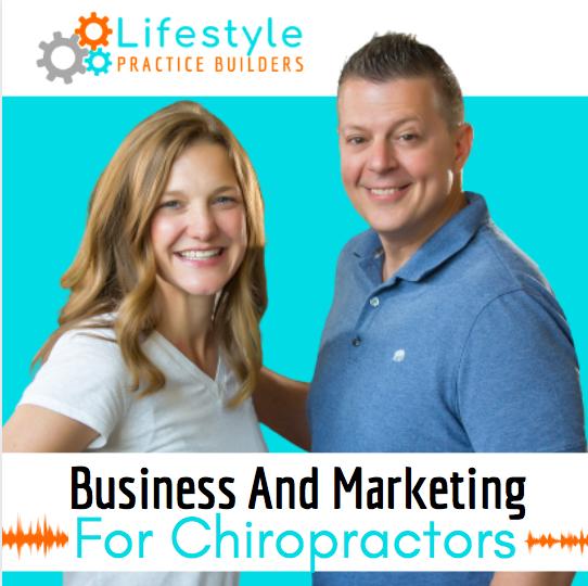 Lifestyle Practice Builders - Chiropractic Business & Marketing show art