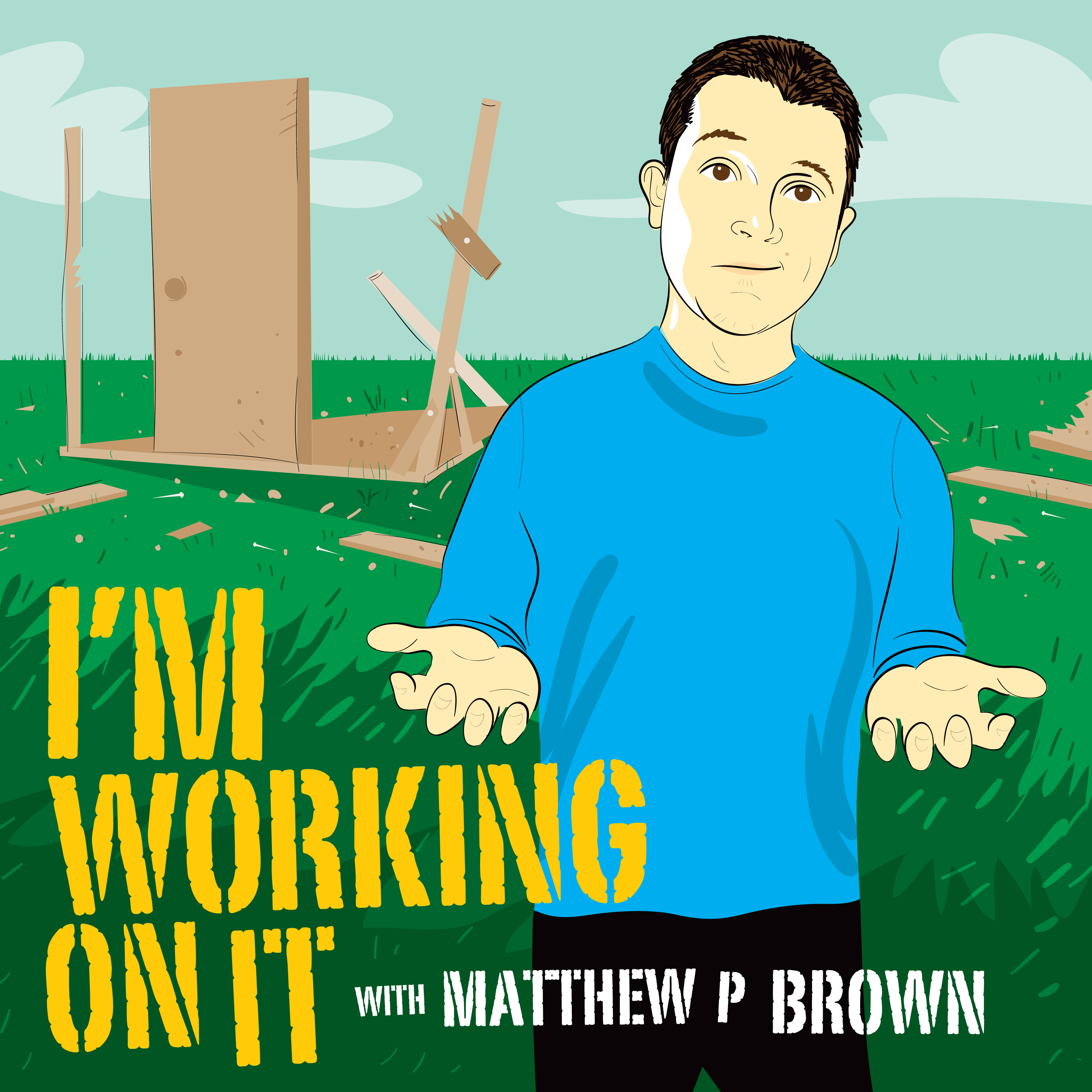 Artwork for I'm Working On It Introduction
