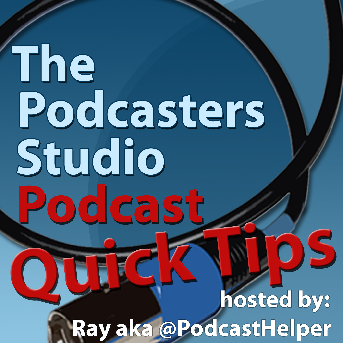 Artwork for PQT – Increase Your Podcast's Credibility by Using Other Voices